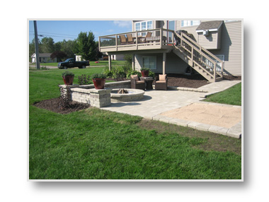 paver patio holland mi area