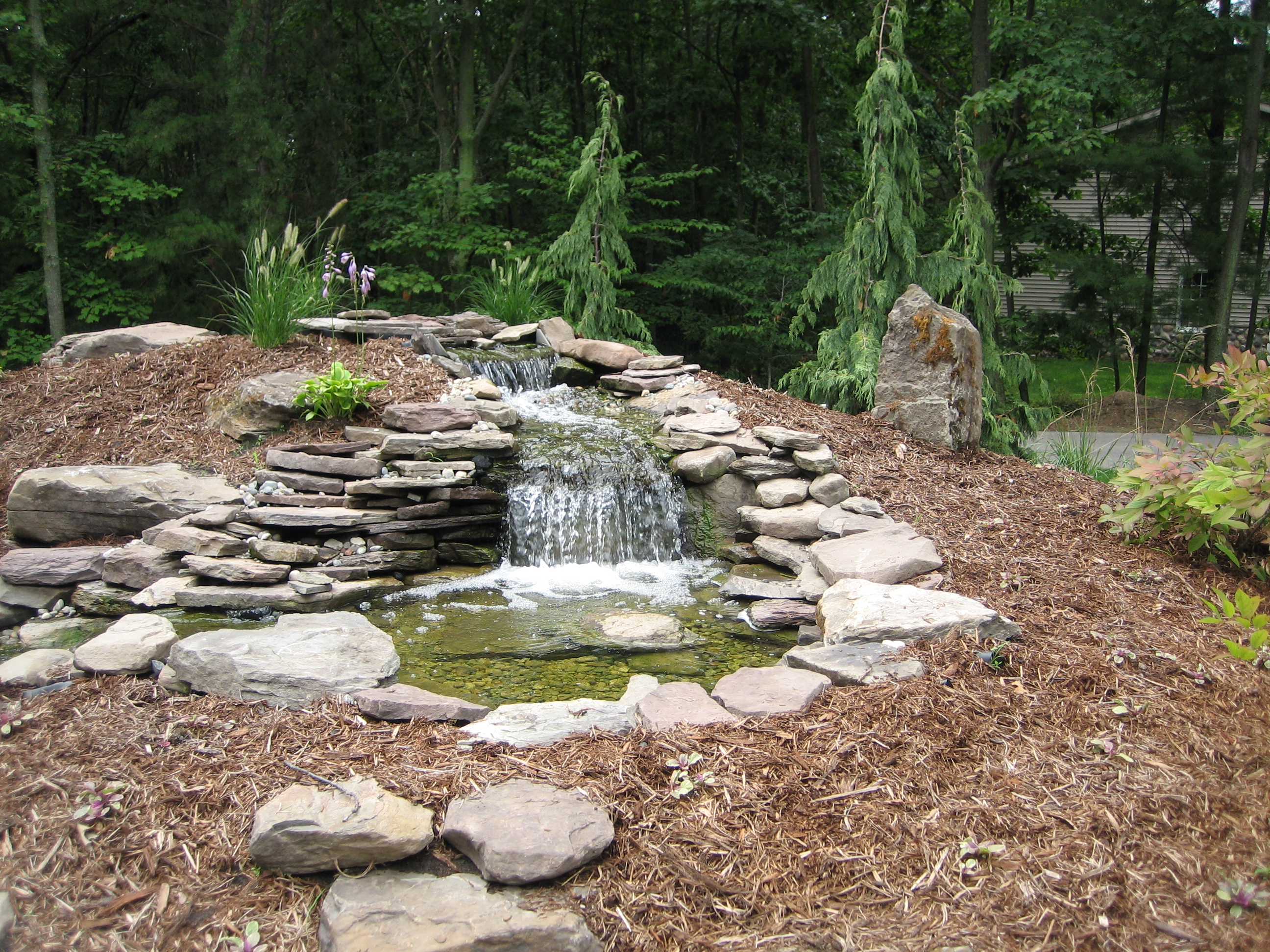 Garden Design Garden Design with Ridgeview Landscaping Water